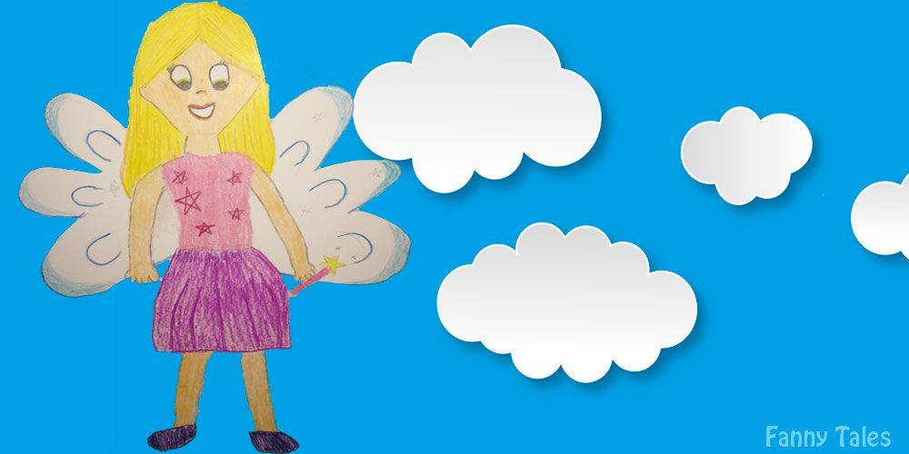 Cuento para niños con baja autoestima: Las nubes de Violeta