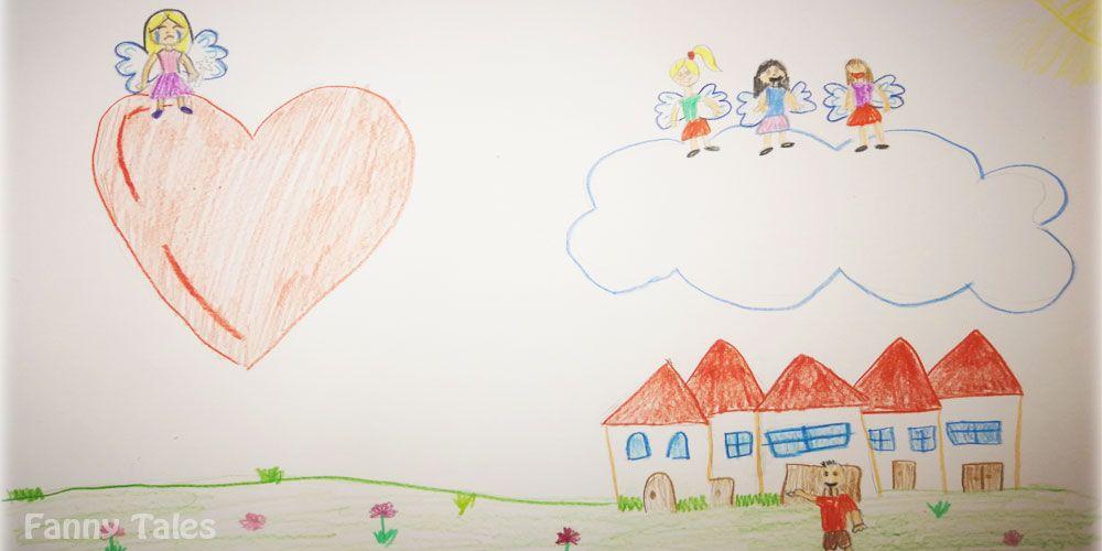Las nubes de Violeta, un cuento sobre la autoestima para niños