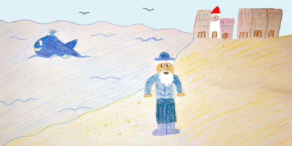 Cuento infantil sobre la amistad: Don Marino