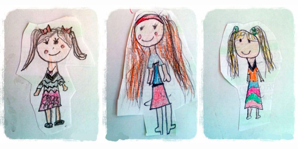 Un cuento infantil sobre los sueños de los niños: El cuaderno de Cloe