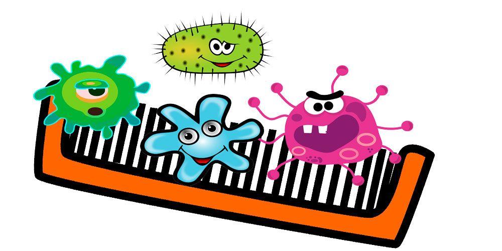 El peine quitavirus: cuentos cortos para niños pequeños