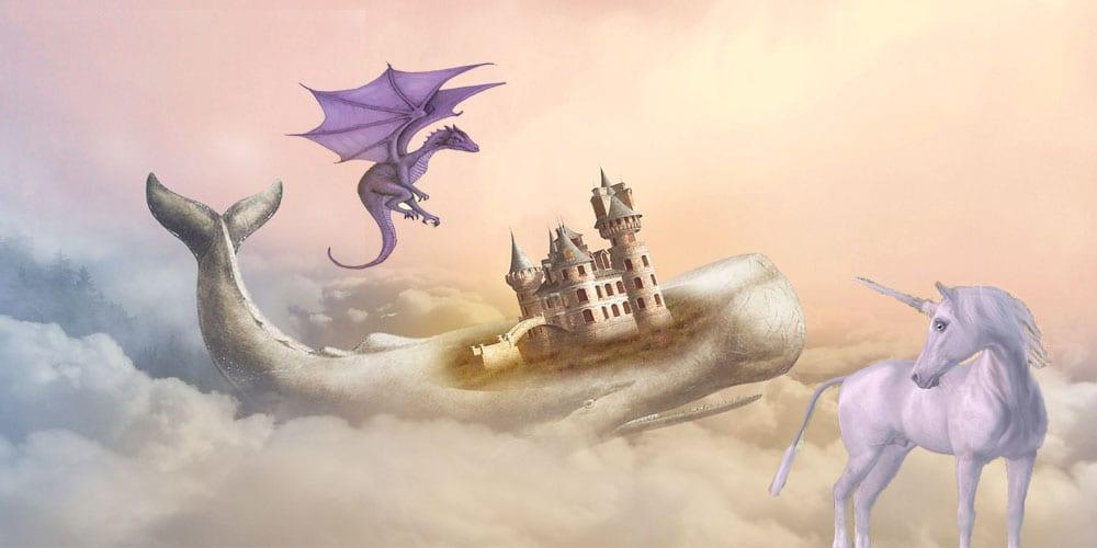 Un cuento lleno de imaginación: Los sueños