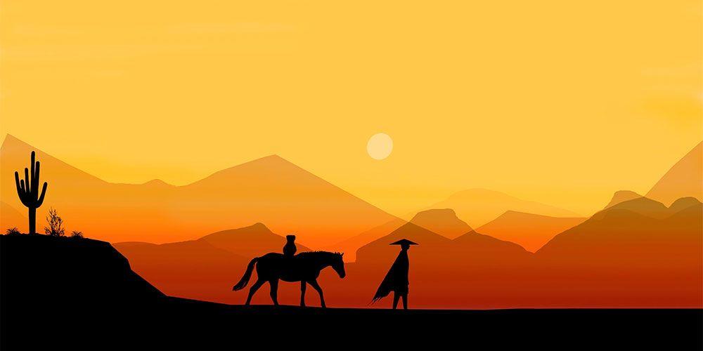 El agua del desierto, un cuento popular árabe sobre la generosidad