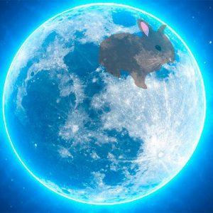 El conejo de la luna. Leyenda maya para niños sobre la humildad