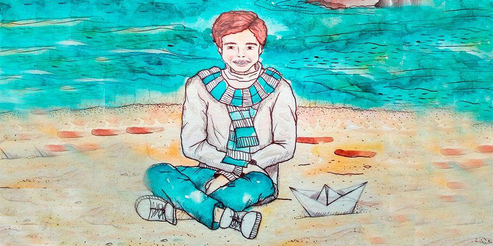 El barquito de papel, una poesía para niños de Amado Nervo