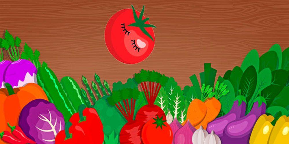 Poesía para niños 'Se mató un tomate', de Elsa Isabel Bornemann
