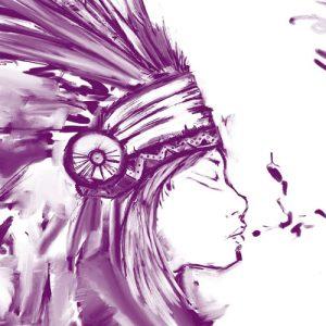 Las tres pipas. Leyenda india sobre el control de la ira