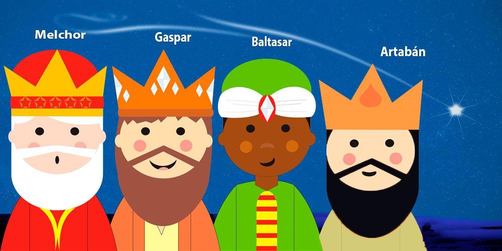Artabán, el cuarto rey mago. Cuento de Navidad para niños ...