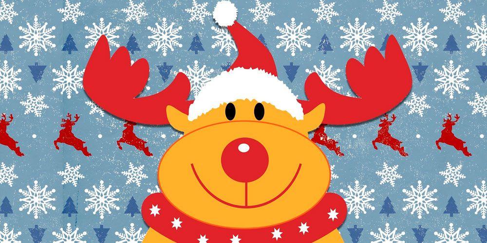 Cuento de Navidad para niños: Rodolfo el reno