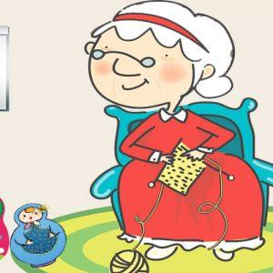 Babushka. Leyenda de Navidad rusa para los niños <h3> El origen de la anciana que reparte regalos en Navidad a los niños rusos <h3>