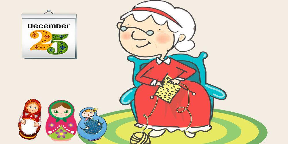 Babushka, una preciosa leyenda de Navidad rusa para niños