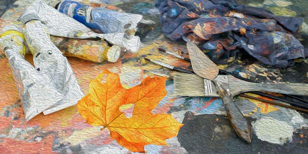 El corazón del pintor, un cuento para adolescentes de amor