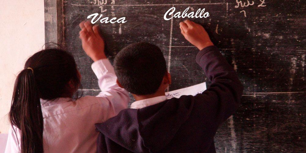 Dictados cortos con la B y la V para mejorar la ortografía
