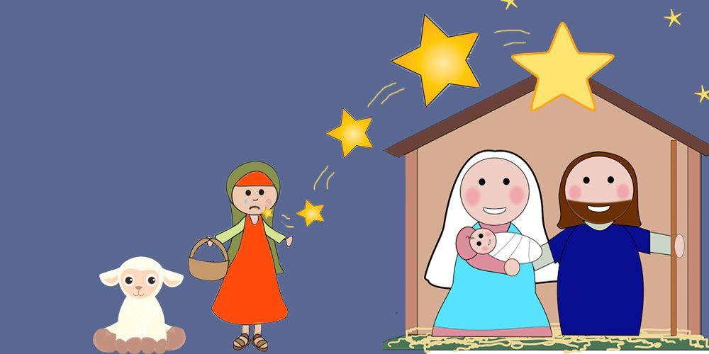 La estrella de Belén, leyenda de Navidad