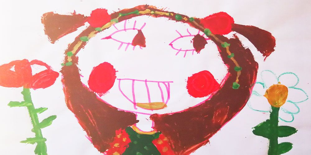 Margarita lagartija, un cuento sobre niños traviesos