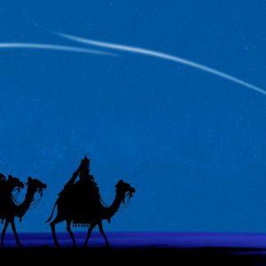 Los tres Reyes Magos. Historia bíblica para niños <h3> La verdadera historia de los Tres Reyes Magos para los niños <h3>