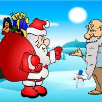 La leyenda de Belsnickel. Historia de Navidad para niños