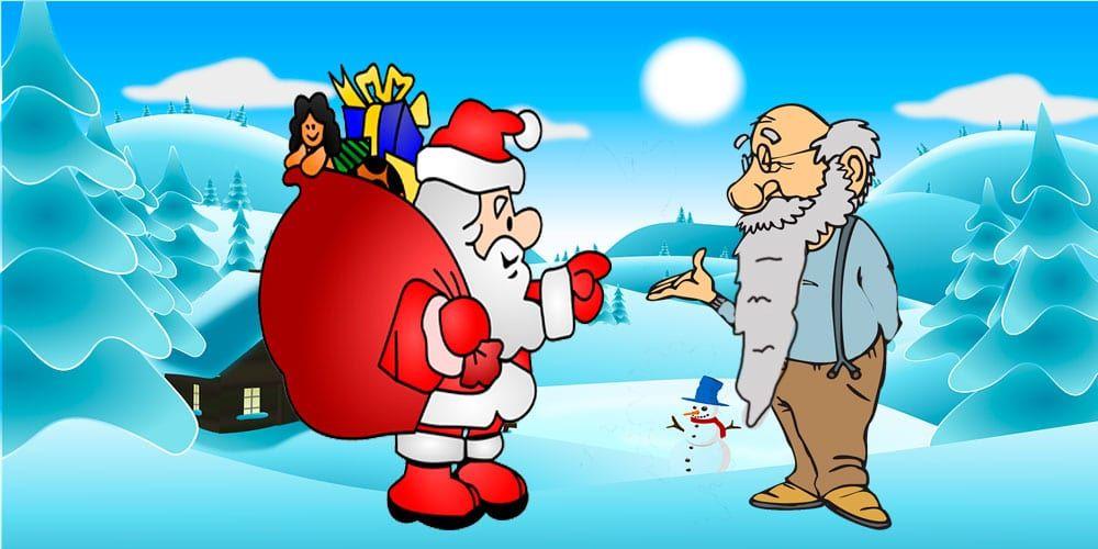 Leyenda de Navidad para niños
