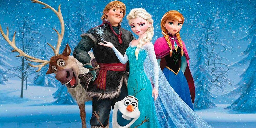 Cuentos para niños de 6 a 9 años: Frozen