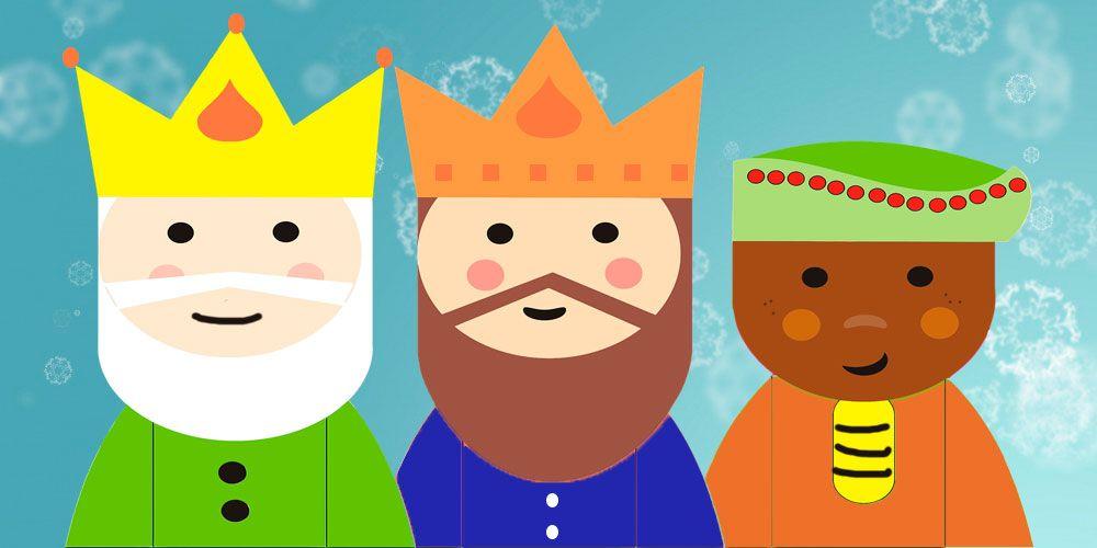 Cuentos de los Reyes Magos para niños