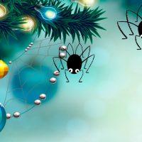 Las arañas de la Navidad. Leyenda de Navidad para niños