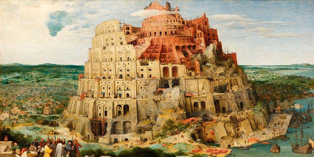 Historias bíblicas para niños: La torre de Babel
