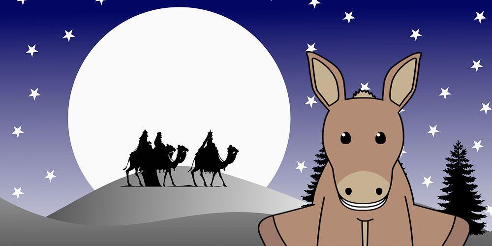 Canción de Navidad para niños: Arre borriquito
