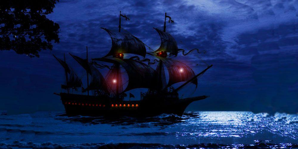 El Caleuche, una leyenda de fantasmas piratas