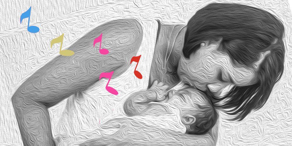 Poesía para cantar como nana para bebés: canción de la madre