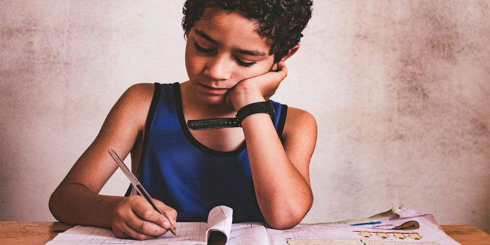 Repaso de ortografía para niños de 8 y 9 años