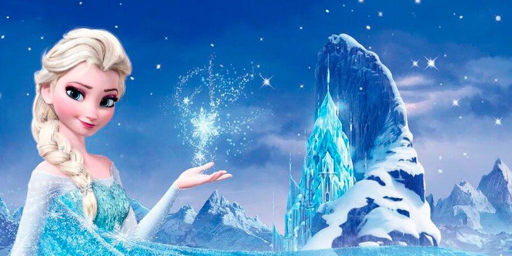 Obra de teatro de Frozen para Navidad