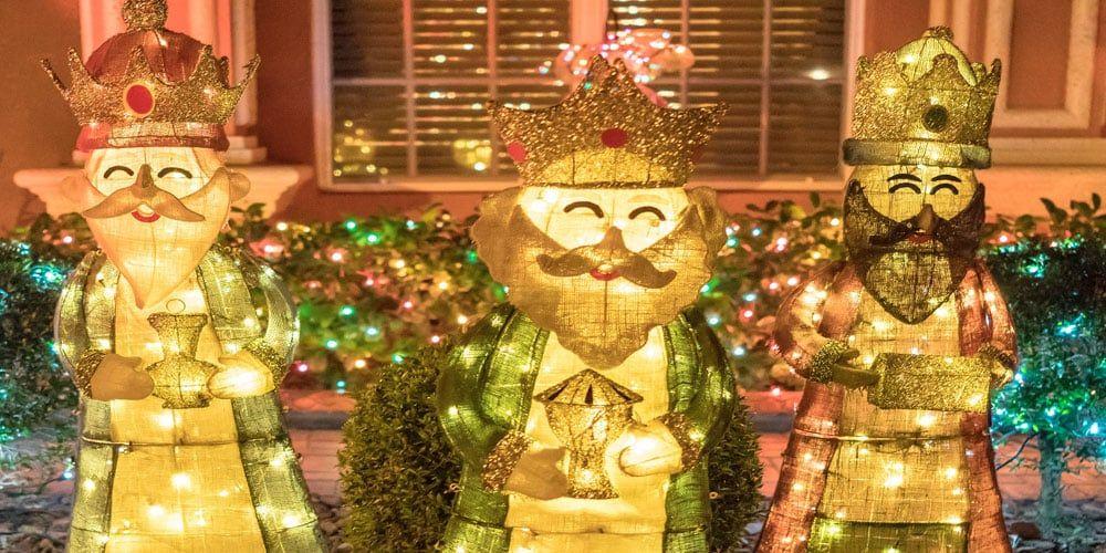 Villancico para cantar en Navidad con los niños: Ya viene la vieja