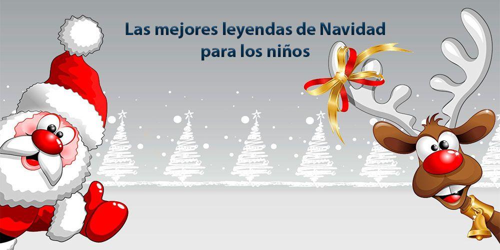 Leyendas de Navidad de todos los países para los niños