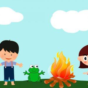 Los niños y el fuego. Leyenda de Bolivia para niños <h3> Leyenda boliviana sobre el diluvio universal para los niños <h3>