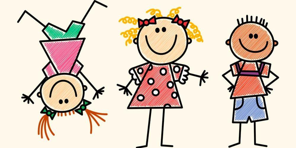 Cómo se dibuja un niño: Poesías de Gloria Fuertes para niños