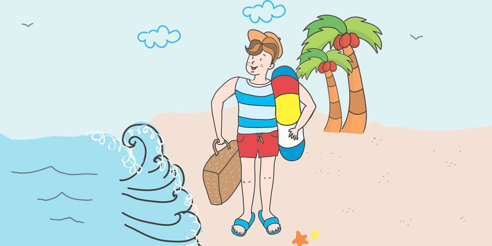 La increíble historia de Orlando: un cuento infantil para las vacaciones