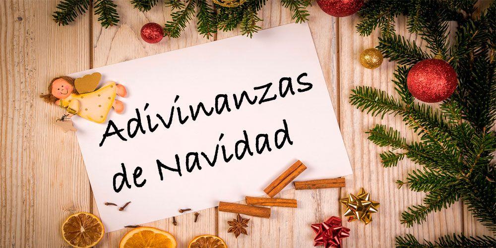 Adivinanzas infantiles relacionadas con la Navidad: adivinanzas de Navidad para los niños