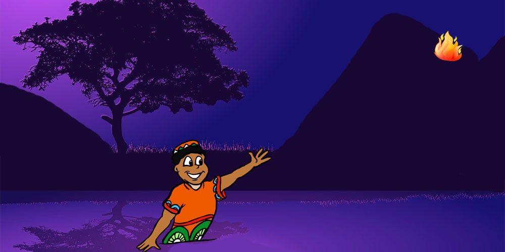 Cuento africano sobre la perseverancia