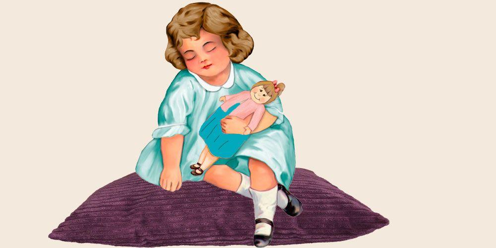 Tengo Una Muñeca Vestida De Azul Canción Popular Para Niños