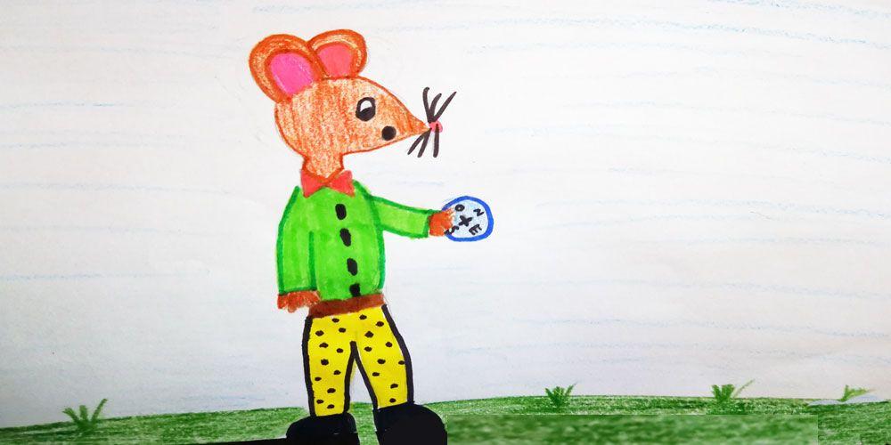 La brújula del ratoncito Pérez, un cuento para niños lleno de aventuras