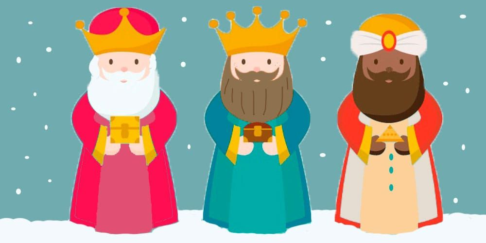 Letras de villancicos para Navidad: Ya vienen los Reyes Magos
