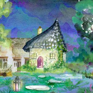 Guadalupe y la casa misteriosa. Cuento para niños sobre los hermanos