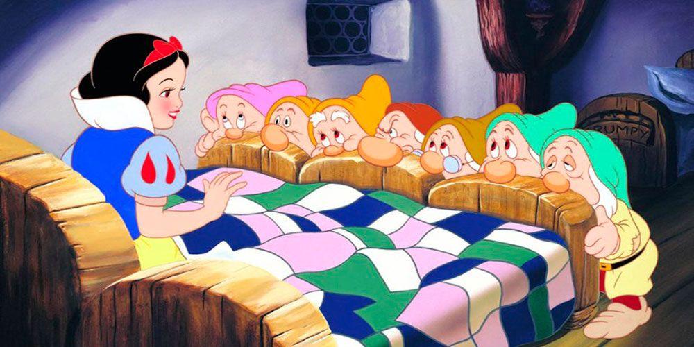 Blancanieves y los siete enanitos: un cuento clásicos para niños