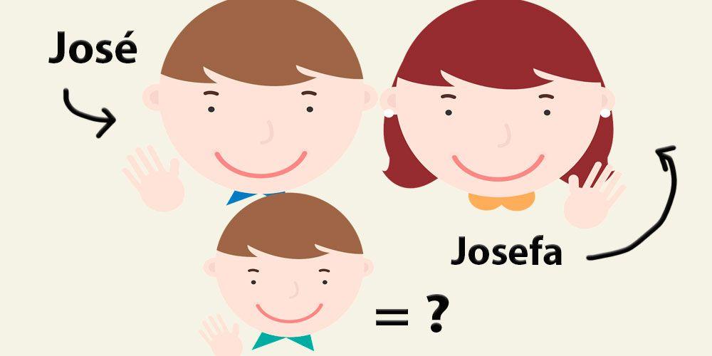 Canción para niños para jugar al corro: José se llamaba el padre