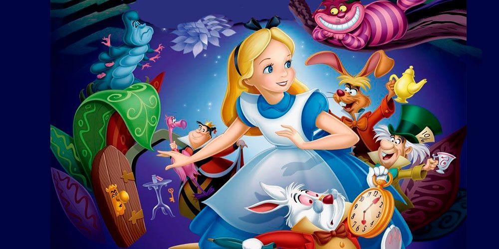 Cuento de fantasía para niños: Alicia en el país de las maravillas