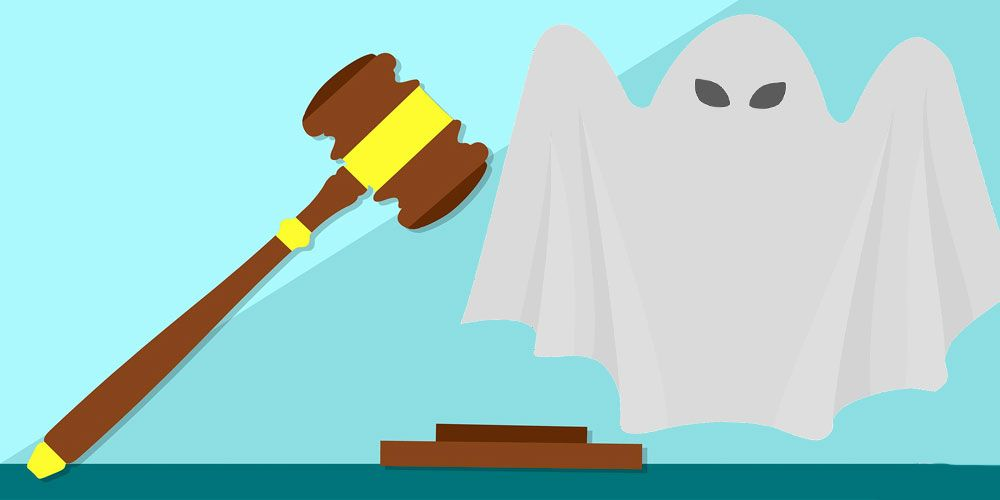 Cuentos de miedo para adolescentes de Daniel Defoe: El acusador fantasmal