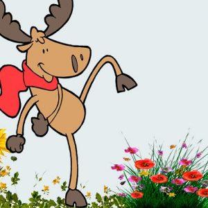 El jardinero y el ciervo. Una fábula budista sobre la codicia y la ansiedad