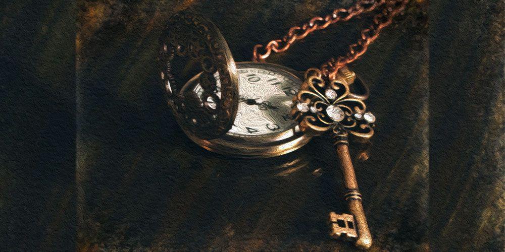 La llave de plata, un relato de miedo de Lovecraft para adolescentes y adultos