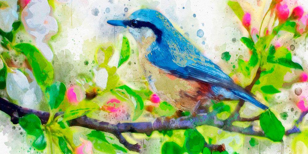 La primavera ha venido, una poesía para niños de Antonio Machado