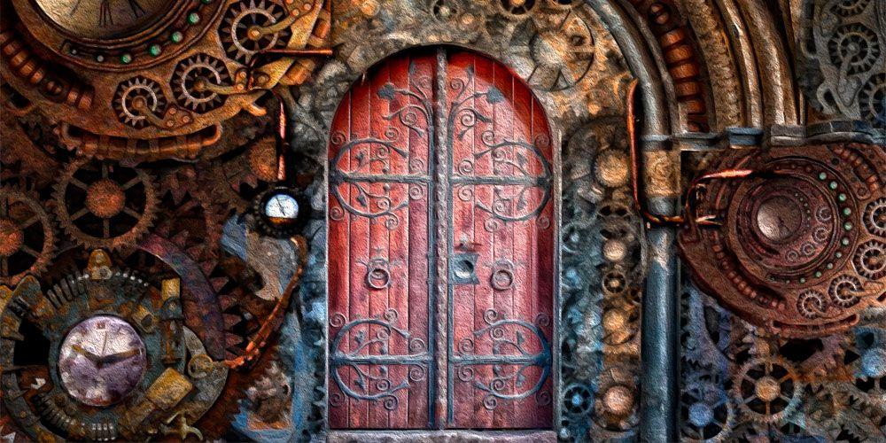 A través de las puertas de la llave de plata: Cuento onírico de Lovecraft para adolescentes y adultos